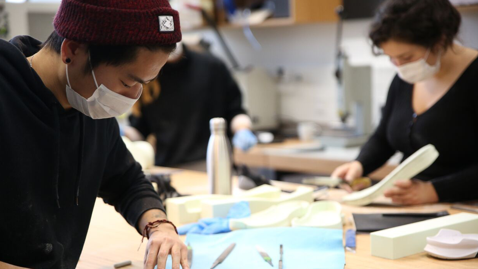 Cultivating creativity through space and collaboration