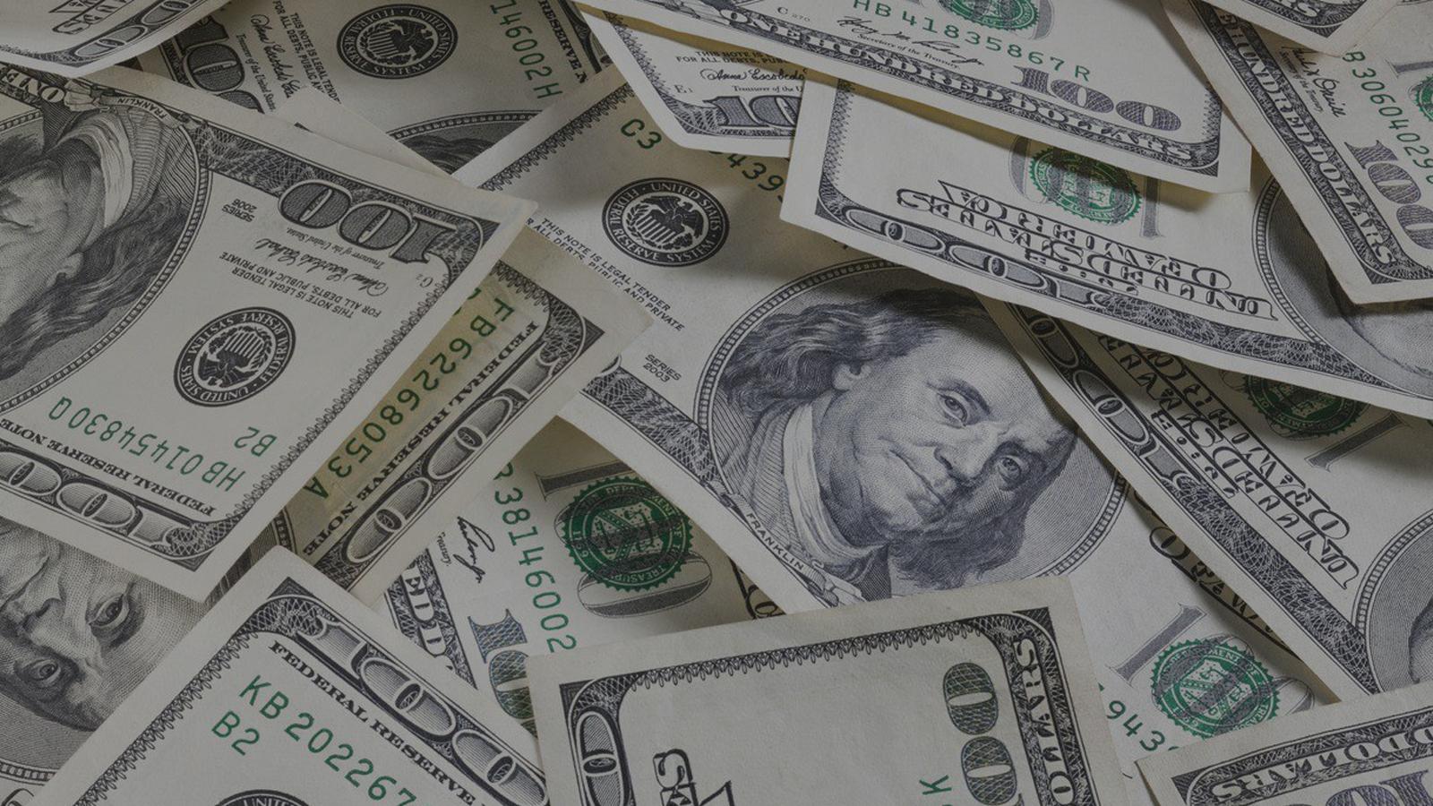 "An abundant world requires abundant ""money"""