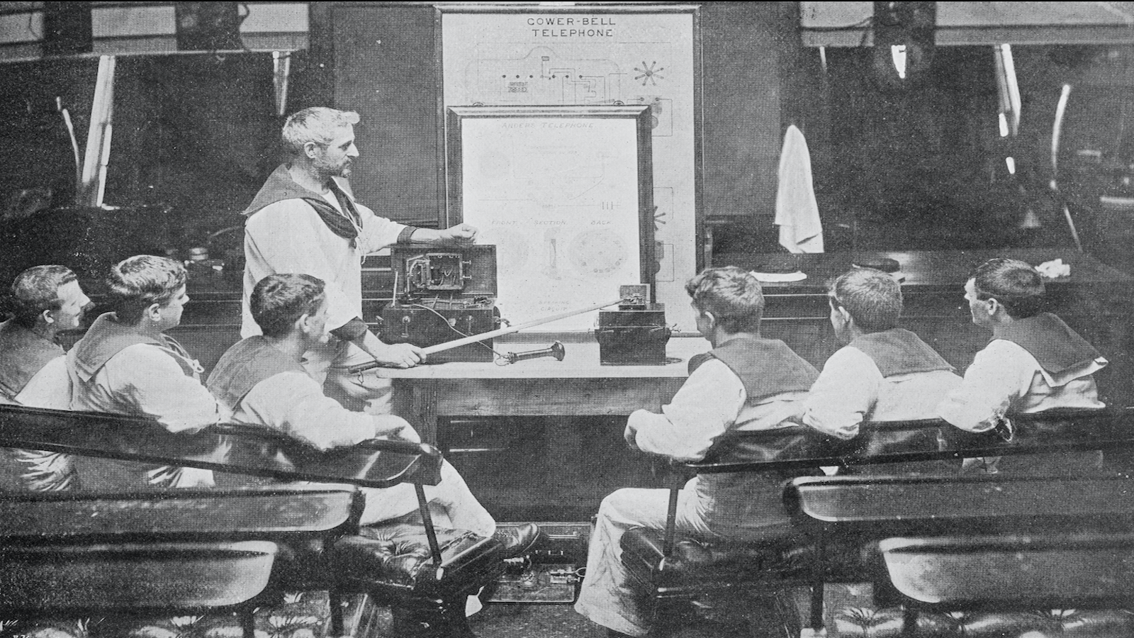 A brief history of corporate learning