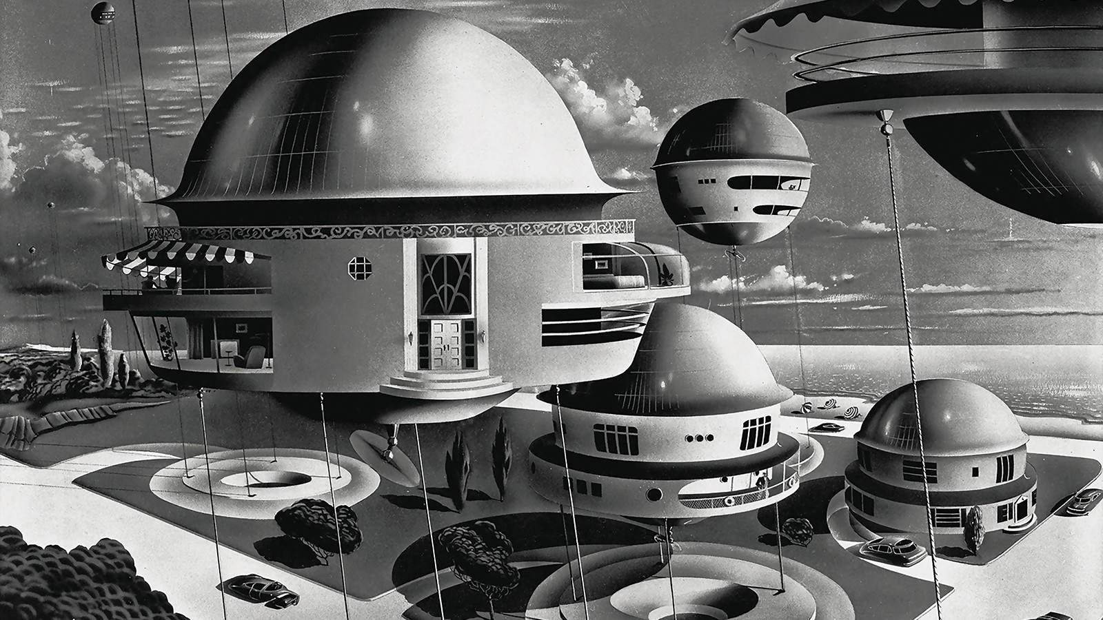 What is technological utopianism?