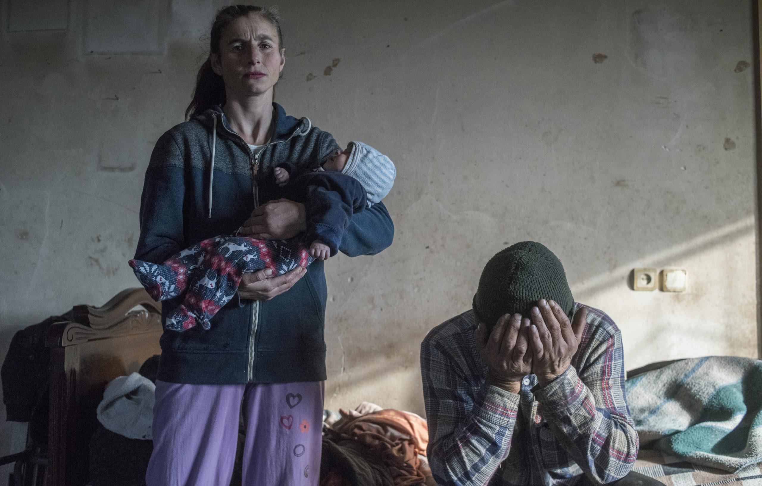 Leaving Home in Nagorno-Karabakh © Valery Melnikov, Russia, Sputnik