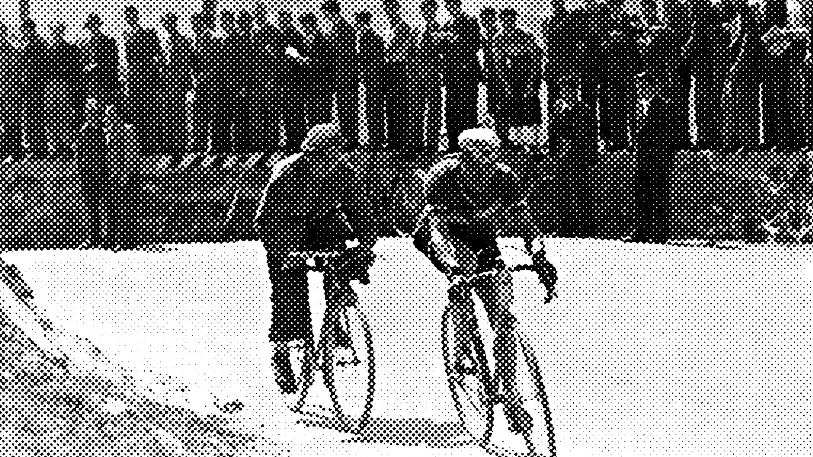 Malabrocca, the champion who finished last